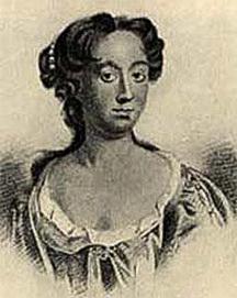 Aphra Behn  (ca. 1640 - 1689)